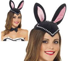 Häschen Otenkopf Mütze Damen Hasenkostüm Kopfbedeckung Einheitsgröße
