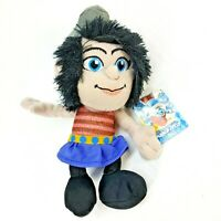 """Kelly Toy Movie The Smurfs 8.5"""" Plush Figure Doll - Vexy by Kelly Toy 2013 Rare"""