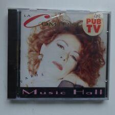 CD ALBUM LA COMTESSE Paris Music Hall DOMINIQUE CONTE JJ GIORDANO DANIEL COLIN