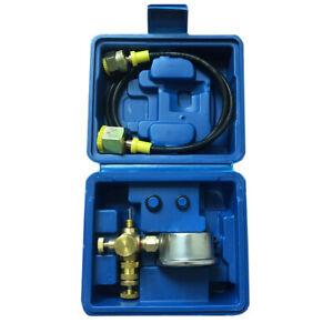New Nitrogen Gas Charging Kit for Hydraulic Hammer