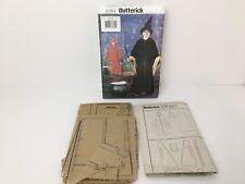 Vintage Harry Potter Halloween Costume Sewing Pattern Wizard Robe Girl Boy 7-8
