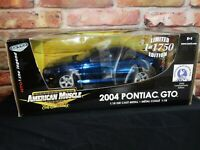 Ertl American Muscle 2004 Pontiac GTO 2003 Expo Limited 1:18 Scale Diecast Car