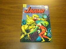 THE JAGUAR #2 Archie Adventure Series 1961 ADVENTURES OF ...