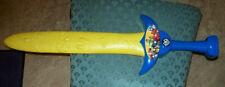 Marvel Universe Live Light Up Sword Works Spiderman Hulk Ironman