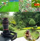 8x Optical Zoom HD Telescope Camera Lens Clip-on For Universal Mobile Phone