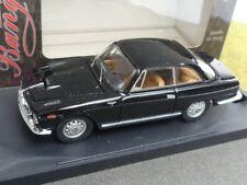 1/43 Bang Alfa Romeo 2600 sprint Street 1962 negro 7258