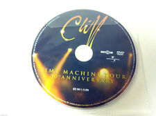 Cliff Richard - 50th Anniversary Time Machine Tour DVD R2 - DISC ONLY in Sleeve