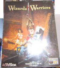 Wizard & Warriors Activision PC Game Sigillato SPESE GRATIS