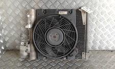 Moto ventilateur + Condenseur climatisation - OPEL ZAFIRA A I (1) 2.0 DTI