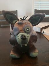 Funko Plush Five Nights At Freddy's FNaF Phantom Foxy (Target)