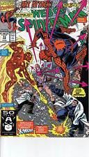 WEB OF SPIDERMAN 73.....NM-  ..1991......Bargain!