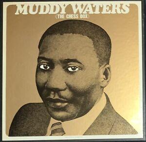Muddy Waters :«The Chess Box» 11 Lp Japan Avec Son Livret Comme Neuf