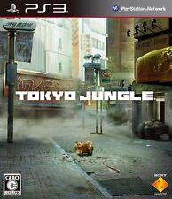 NEW Tokyo Jungle [Japan Import] PS3 / Play Station 3 Japanese Game