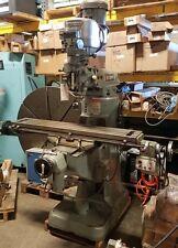 Bridgeport Variable Speed Milling Machine (Inv.20320)