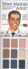 TheBalm Meet Matte(e) Ador- 9 Matte Eyeshadow Palette-New-100% Authentic!!