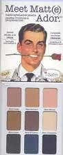 TheBalm Meet Matte(e) Ador- 9 Matte Eyeshadow Palette-New-100% Authentic!!