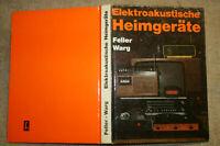 Fachbuch Warenkunde DDR Radios, Phonotechnik, Recorder, Fernseher, 1986