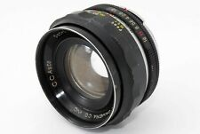 [AS-IS] Petri 55mm f/1.8 CC Auto MF Lens from Japan #P1562