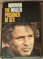 The Prisoner of Sex Norman Mailer 1971 5th (?) Printing HC DJ VG