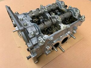Subaru Impreza 2012 G4 FB20 Engine Cylinder Head LHS