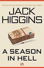 A Season in Hell by Jack Higgins (2012, Paperback)