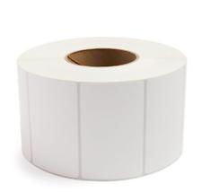 """Smith corona RTT4025AP Caja de 9320 etiquetas de transferencia térmica Blanca 4"""" X 2.5"""""""