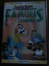 Cartoon Crazys The Great Animation Studios Collector's Edition- RARE!! BRAND NEW