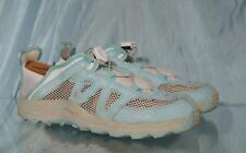 Nice SALOMON Light Blue & White Water Shoes Mocassins US 5.5 UK 5 EUR 38