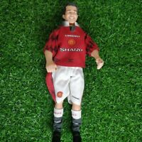 Ryan Giggs Action Figure Doll Manchester United Classic Unbro  Kit 1997