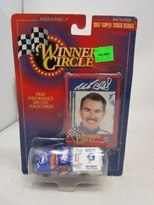 1997 Winner's Circle SUPER TRUCK SERIES *#2 MIKE BLISS*  1:64  (SEALED) Lot DH