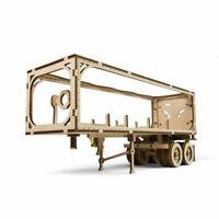 UGEARS Modellbausatz Anhänger für LKW Heavy Boy