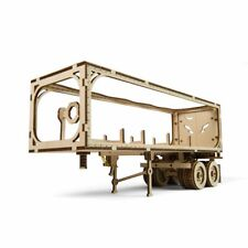 Ugears Collectible remorque pour Camion Heavy Garçon