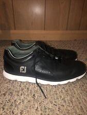 FootJoy Pro SL Men's Golf Shoes Size 10.5 Black