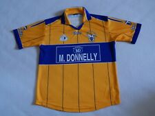 O'NEILLS CLARE GAA GAELIC FOOTBALL SHIRT JERSEY ,LADIES SIZE 16