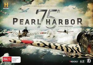 Pearl Harbor War Documentary (DVD BIG BOX SET) 75th Anniversary HISTORY CHANNEL