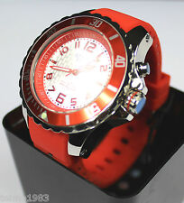 Kyboe Uhr Watch KY-029-R Giant 48 Fb. rot