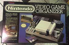 NES/Nintendo Dynasound Video Game Center Organizer NEW IN BOX RARE!!!