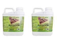 Nouvelle annonce Désherbant Glyphosat GLYFOCHEM 2x5L sel d'isopropylamine 36%p/v 360g/l ENVOI 24H