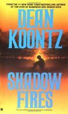 Shadow Fires - Dean Koontz GC paperback Suspense, thriller (postage disc. apply)