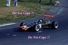 Pedro Rodriguez BRM P133 canadiense Grand Prix 1968 fotografía
