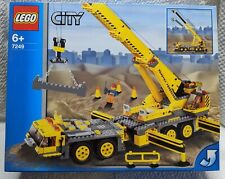 Lego City 7249 XXL Mobile Crane - Brand New sealed box  Retired