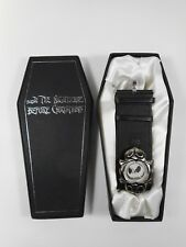 NIGHTMARE BEFORE CHRISTMAS INDIGLO JACK SKELLINGTON WATCH BRAND NEW 2004 NBC