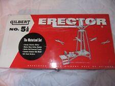 AC Gilbert erector set #5 1/2