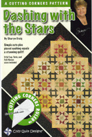 Dashing with the stars Quilt pattern - cozy Quilt Design