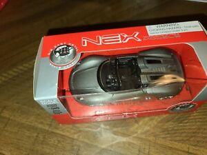 NEW Welly NEX Scale 1:32 Die Cast Model Porsche 918 Spyder Concept