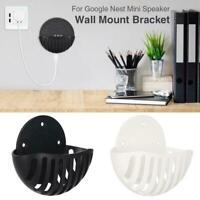 Speaker Wall Mount Stand Holder Bracket For Google Mini Nest Voice Assistan S4O1