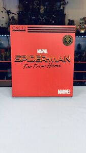 Mezco One 12 Collective Spider-Man Far From Home - Deluxe Edition Action Figure