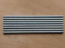 M5 A2 BARRA FILETTATA INOX-borchie moderne Rod-Con o Senza Dadi//Rondelle