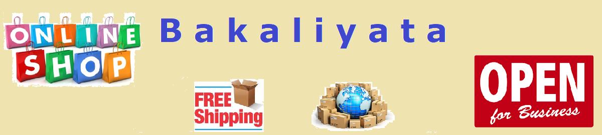 Bakaliyata