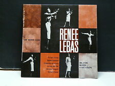 RENEE LEBAS Y'a tant d'amour G303